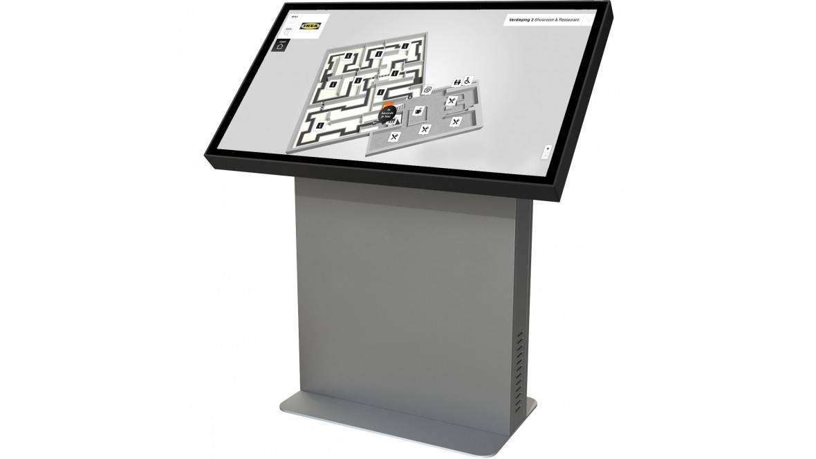 Future Forward Client Ikea Digital Signage For The Great Megastore